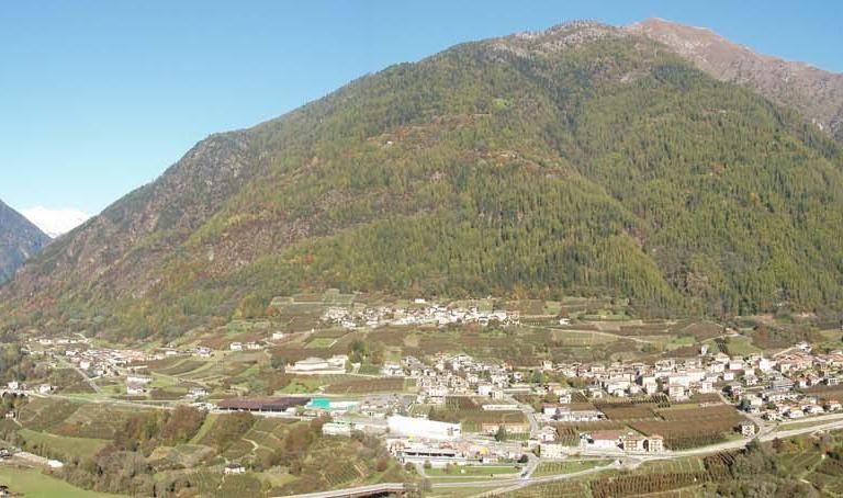Sentiero Val di Sole - Sentiero di Valle
